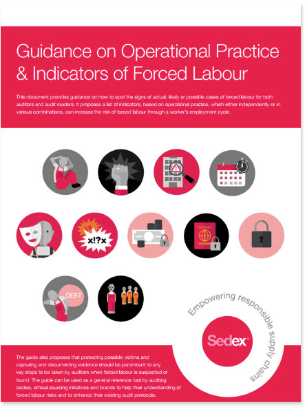 Guidance on Operational Practice & Indicators of Forced Labour